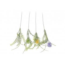 Искусственные цветы чеснок