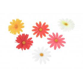 Kwiaty sztuczne dalia wyrob. mix kolor