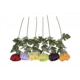 Kwiaty sztuczne chryzantema gałązka