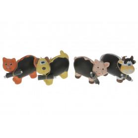 Ceramika skarbonka zwierzęta