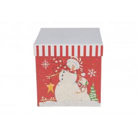 Bożonarodzeniowe pudełka prezentowe 4w1