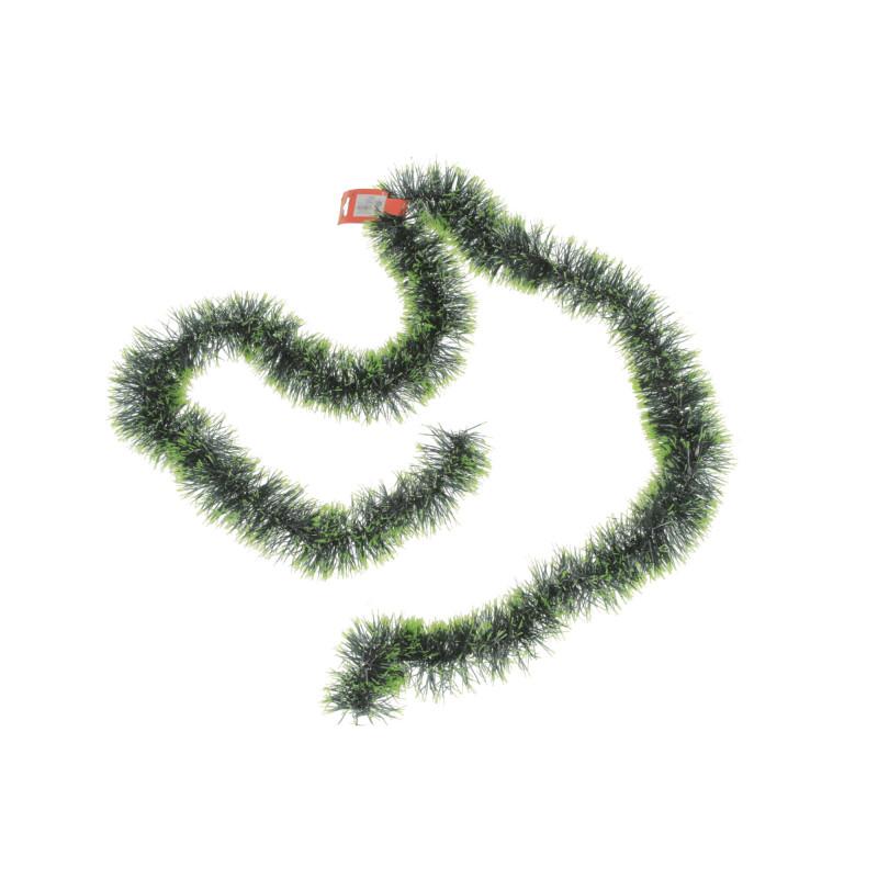 Bożonarodzeniowy łańcuch choinkowy
