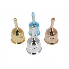 Ceramiczny dzwonek metalizowany