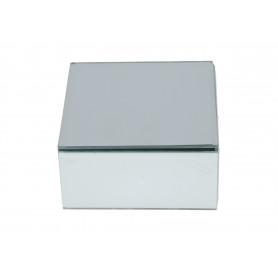 Szklana szkatułka 12cm SOFIA