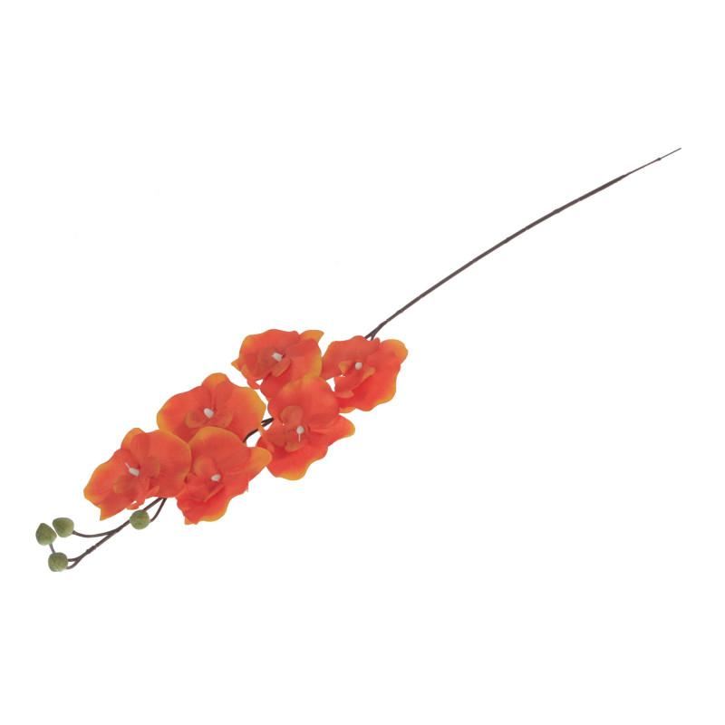 Kwiaty sztuczne storczyk gałązka