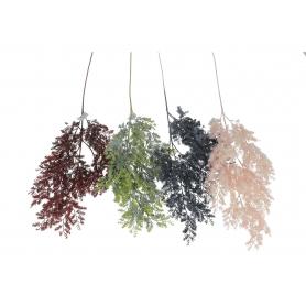 Kwiaty sztuczne trawka kolorowa gałązka