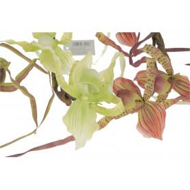Kwiaty sztczne storczyk cattleya