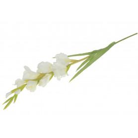 Kwiaty sztuczne mieczyk pojedyńczy