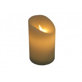 Świeca woskowa led 7,5x12,5 cm