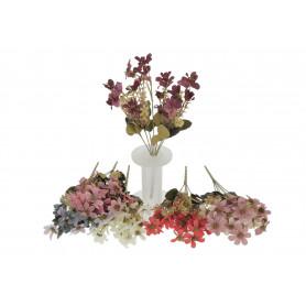 Искусственные цветы: букет