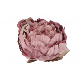 Kwiaty sztuczne peonia główka