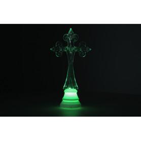 крест Рождественский LED