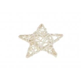 Tw.sztuczne ratanowa gwiazda 10cm