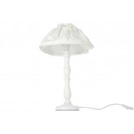 Tw.sztuczne lampa z abażurem 50cm