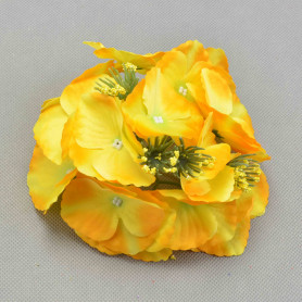 Искусственные цветы: гортензия бутон