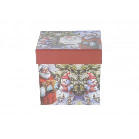 Ceramiczny kubek snowman 360ml