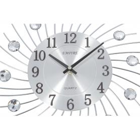 Zegar ścienny kryształy