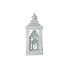 Metalowa  latarnia