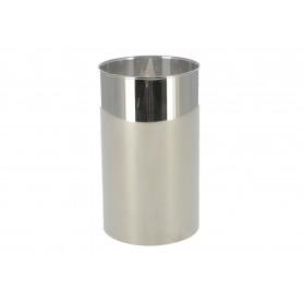 Tw.sztuczne świeca led w szkle 7,5x12,5