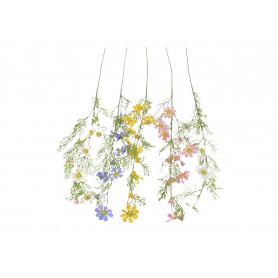 Искусственные цветы: веточка космос