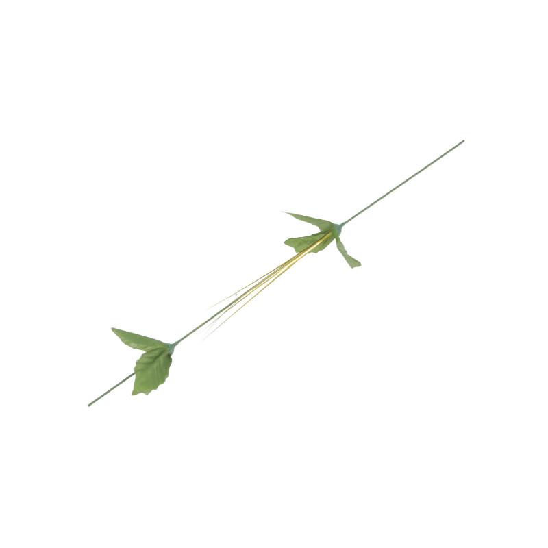 ŁODYGA Z TRAWKĄ-Kwiaty sztuczne