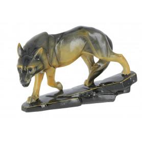 Фигурка волка