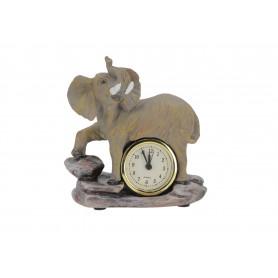 Słoń z zegarem