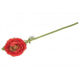 Kwiaty sztuczne pełnik pojedyńczy