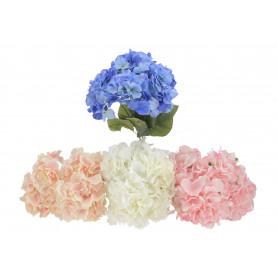 Kwiaty sztuczne bukiet hortensja