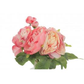 Kwiaty sztuczne peonia bundle