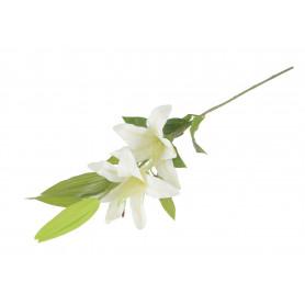 Kwiaty sztuczne gałązka lilia x3