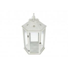 Drewniana latarnia 40x19x70cm  3597