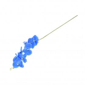 Kwiaty sztuczne storczyk gumowany
