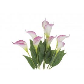 Kwiaty sztuczne bukiet kalla