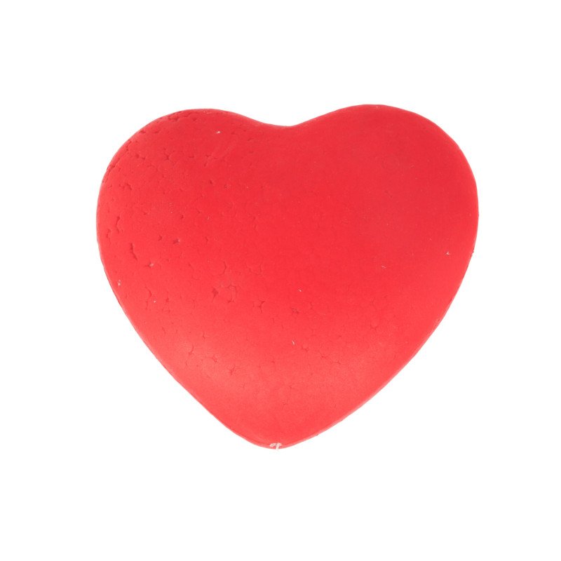 Styropianowe serce