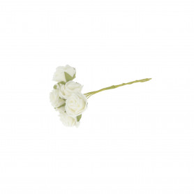 Kwiaty sztuczne bukiecik pianka