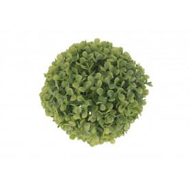 Kwiaty sztuczne kula bukszpan 17cm