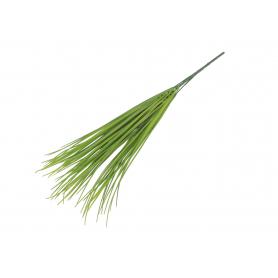 Kwiaty sztuczne pęczek zielonych trawek