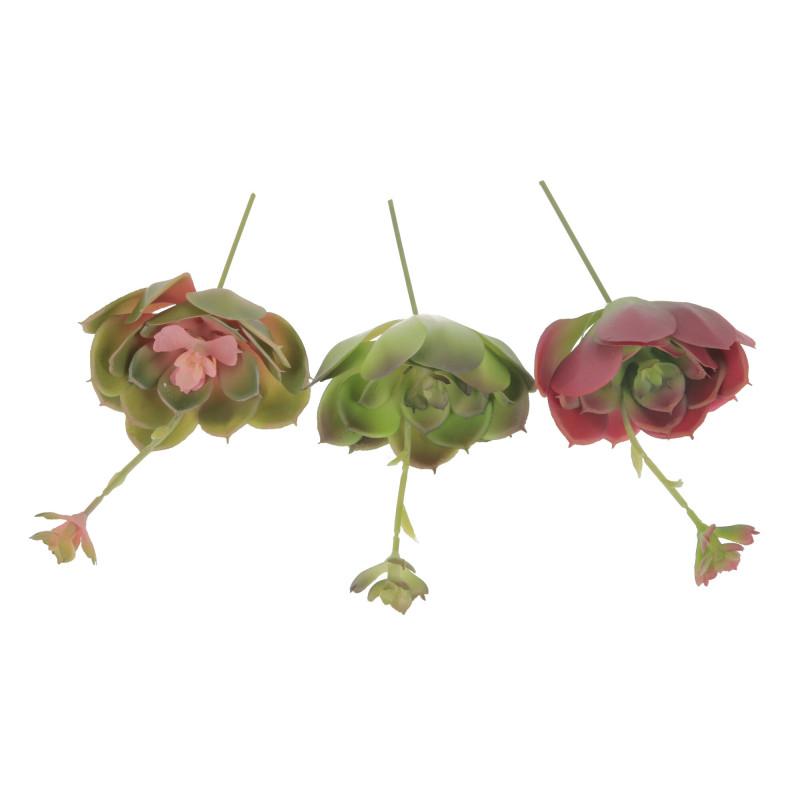 Kwiaty sztuczne sukulenty