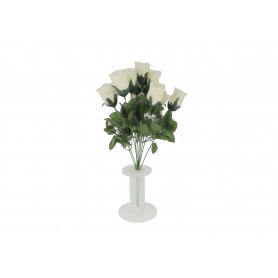 Kwiaty sztucznebuk.róża