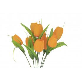 Kwiaty sztucznetulipan-bukietx9