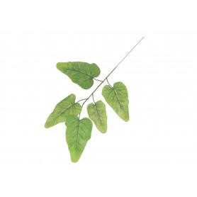 LIŚCIE CIENIOWANE (liście)-Kwiaty sztuczne