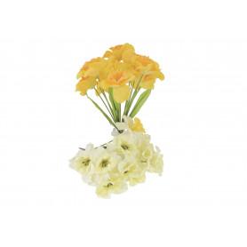 Kwiaty sztuczne: bukiet żonkil
