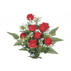 Kwiaty sztuczne róża bukiet