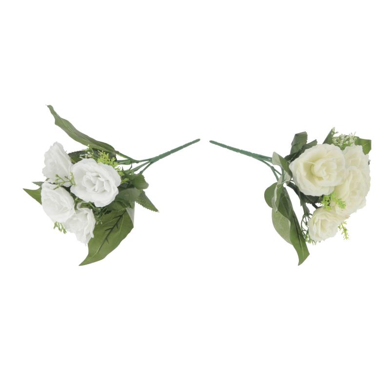RÓŻA (bukiet)-Kwiaty sztuczne