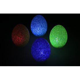 Tw.sztuczne jajko LED zmieniające kolory