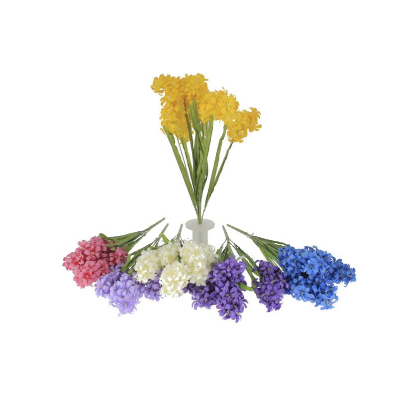 Искусственные цветы гиацинт