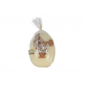 Świeca jajko 140/100 kokoszka lakier