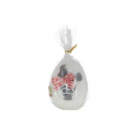 Świeca jajko 90/70 kokoszka lakier