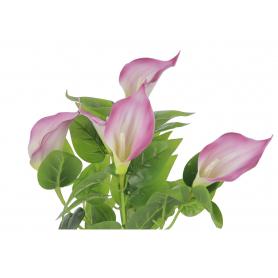 Kwiaty sztuczne bukiet kallii